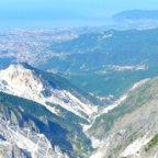 Panorama dal sentiero del Sagro