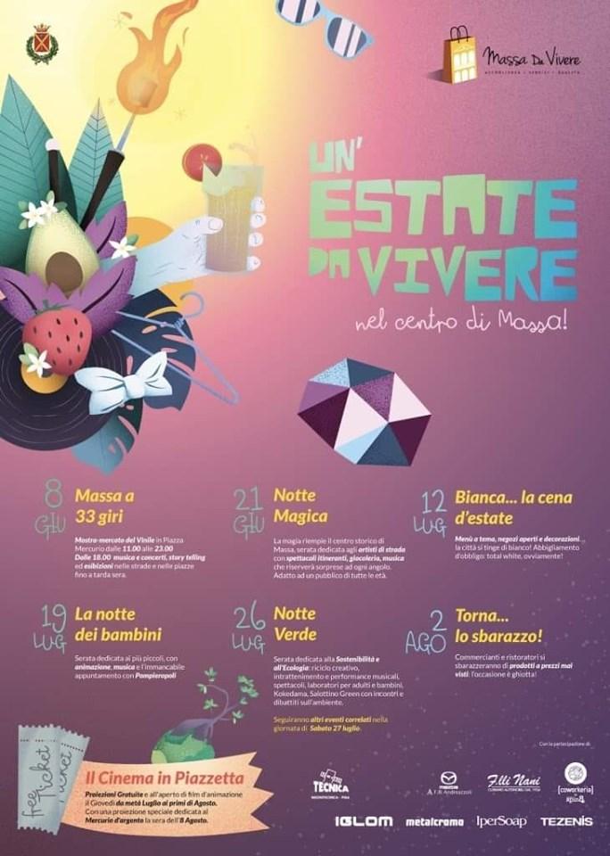 Notte Magica Verdi Note.Eventi Ccn Massa Da Vivere Turismo Massa Carrara