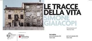 LE TRACCE DELLA VITA di Simone GIAIACOPI